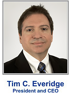 Tim Everidge, President and CEO of Radian Research Inc.